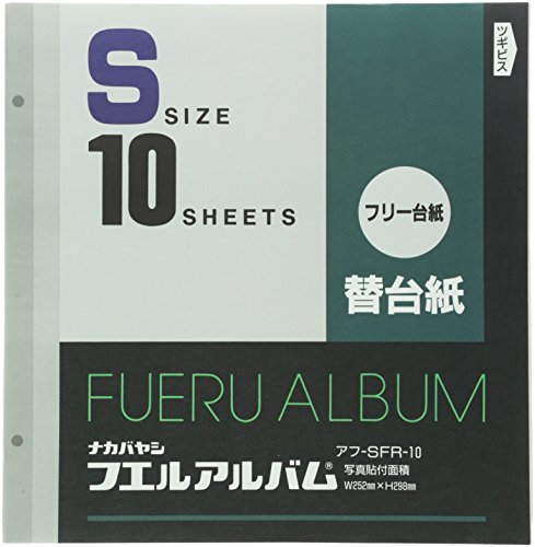 nakabayashi-free-s-size-mount-replacement-10-pieces-of-africa-sfr-10-japan-import