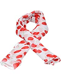Cherry Fruit Print Fashion Scarf -- SWANKYSWANS