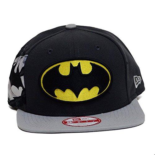 DC Comics Batman 950 Hero Sider Snapback Baseball Cap