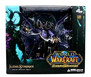 World of Warcraft Deluxe Collector Box Illidan Stormrage