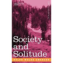 Society and Solitude