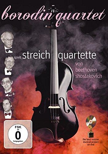 Streichquartette [2 DVDs]
