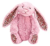 Best Jellycat lapin Jouets - JellyCat - Peluche Lapin rose tulipe Blossom Bashful Review
