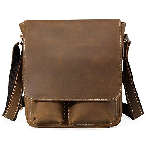 Everdoss, Borsa a spalla uomo, Brown 01 (marrone) - TD-1028-BRN01 Brown 01