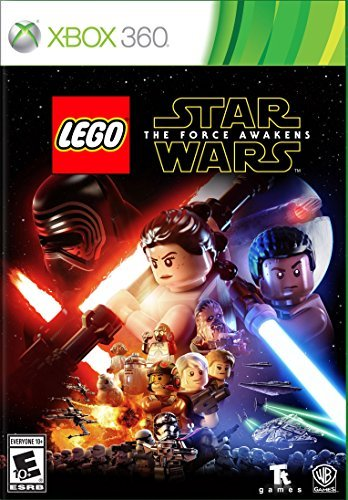 LEGO Star Wars: The Force Awakens - Xbox 360 Standard Edition by - Lego Force Awakens Star Xbox Wars 360