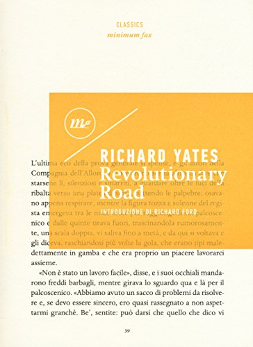 Revolutionary Road (Minimum classics)