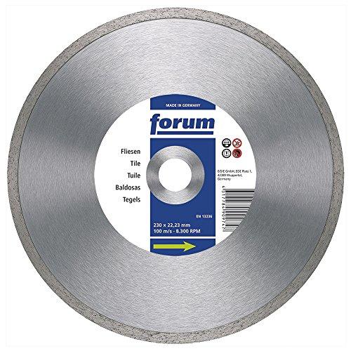 Forum diamit Disque à tronçonner Matériau 125 x 22,2 x 6 x 2,2 mm, fritté 4317784891462