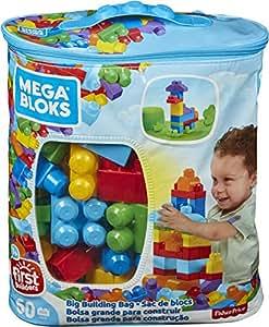 Mega Bloks DCH55 First Builders Big Building Bag