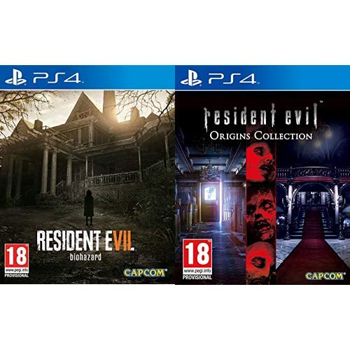 Resident Evil 7: Biohazard &  Evil Origins Collection