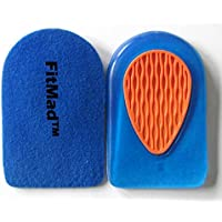 FitMad® Sport Heel Pad Halter - Kissen für Plantar Fasciitis Ferse Schmerz- Weg bequemer, den ganzen Tag! Sofortige... preisvergleich bei billige-tabletten.eu