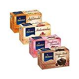 Meßmer Kuchentee Set (Strawberry Cheesecake, Schoko-Kirsch-Brownie, Apfelstrudel, Himbeertörtchen)