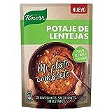 Knorr Mi Plato Completo Crema de Potaje de Lentejas - 375 ml
