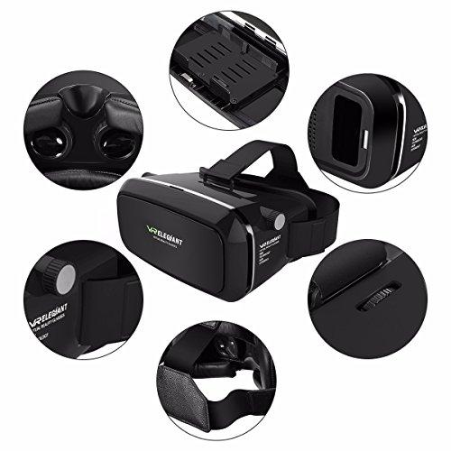 ELEGIANT – Universal Smartphone VR Brille - 3