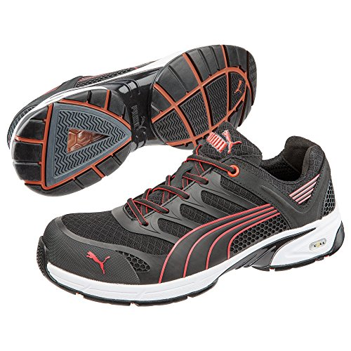 Puma Safety Sicherheitsschuhe S1P HRO SRA Motion Protect Red 64.254.0