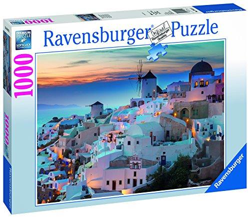 Ravensburger-19611-Abend-ber-Santorini Ravensburger 19611 – Abend über Santorini -