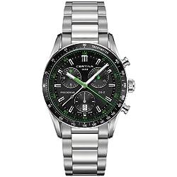 Certina C024.447.11.051.02 - Reloj para hombres, correa de acero inoxidable color plateado