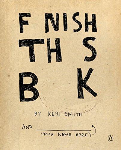 Finish This Book por Keri Smith