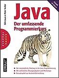 Java - Der umfassende Programmierkurs