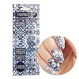 ThumbsUp Nägel–Lisboa Nail Wraps