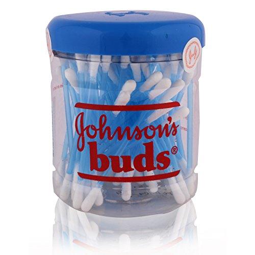 Johnson's Ear Buds - 75 Stems