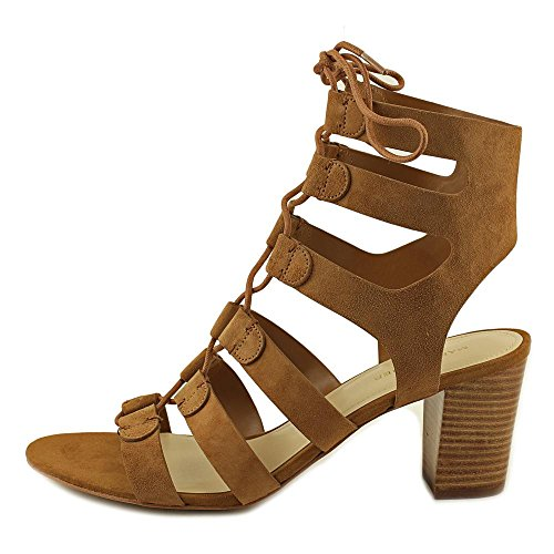 Marc Fisher Patsey Femmes Daim Sandales Medium Brown