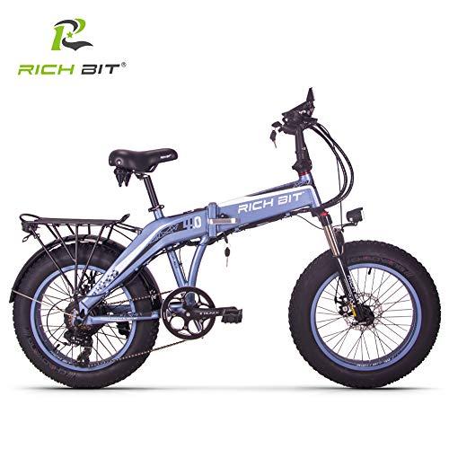 Rich bit RT-016 Bicicletas Eléctricas 20
