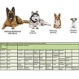 Songmics XXL Luxus Hundebett Hundekissen Oxford Gewebe mit unten einen Anti-Rutschboden – 120 x 85 x 30 cm PGW30H - 6