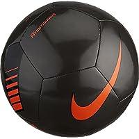 Nike Nk Ptch Train Balón, Unisex Adulto, Negro (Metallic Black/Total Orange), 5
