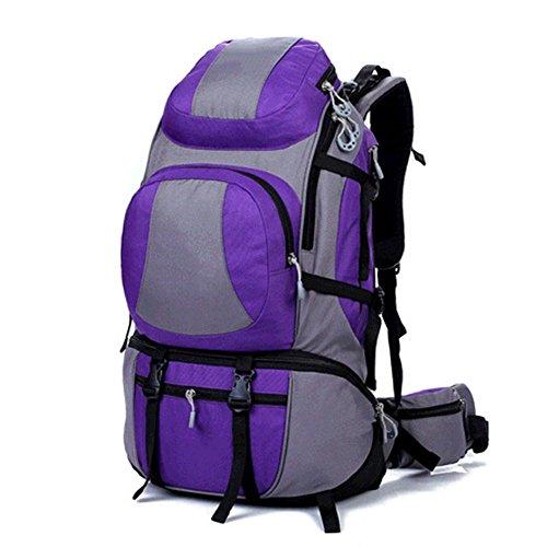 DONG Outdoor / 40L / bulk / Berg Tasche lilac