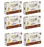 ABOCA - MELILAX ADULTI E RAGAZZI - 6 CONFEZIONI - Microclisma con Promelaxin ®