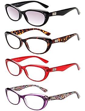 LianSan – Montura de gafas – par