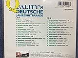 Quality's Deutsche Jahreshitparade (2CD)