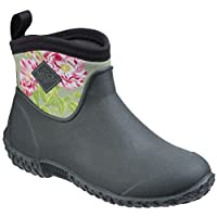 Muck Boots Womens/Ladies Muckster II Ankle RHS Gardening Shoes