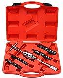 5piezas agujero de piloto Teniendo Gear Puller martillo deslizante Kit de reparación de eliminación