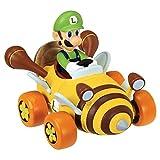 Super Mario Kart Luigi Auto mit Münze Spielauto