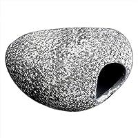 Forfar Acuario agua Piedra cichlid Piedra cerámica Cave Rock Peces de acuario tanque de la charca Decoración del ornamento Cría de camarones