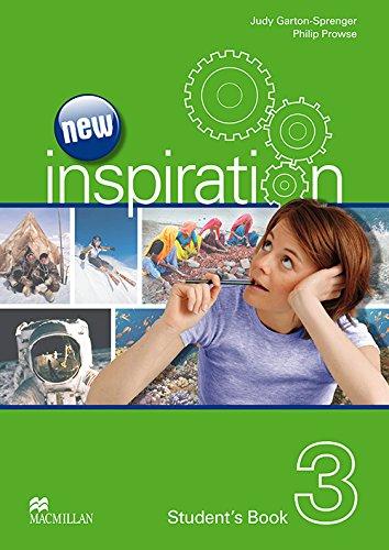 NEW INSPIRATION 3 Sb - 9780230408494