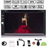 New Version Eincar 7 Inch Touch Screen New Wince System Double 2 Din