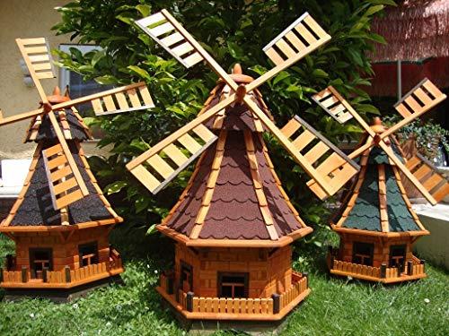 XXL,Windmühle für Garten - 2