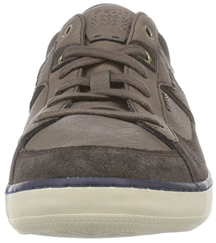 Geox U BOX C Herren Sneakers Braun (C6009COFFEE)