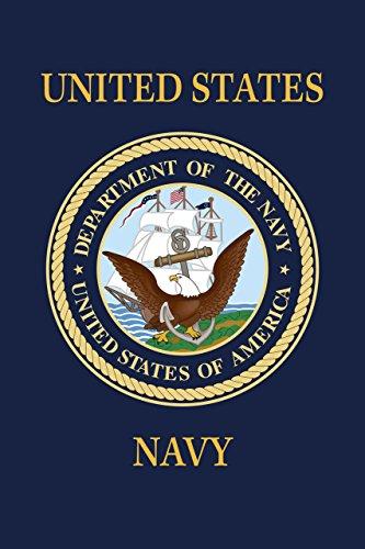 Nylon Flag (Flaggen Polen und Mehr US Navy 45,7x 30,5cm Nylon Garden Flag 18x 12Made in USA 45,7x 30,5cm)