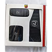 FCA Pedales en Carbono Negro 500 cambio Automático Original ...