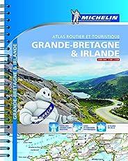 Atlas Grande-Bretagne & Irlande Michelin