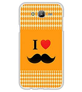 ifasho Designer Phone Back Case Cover Samsung Galaxy On7 G600Fy :: Samsung Galaxy Wide G600S :: Samsung Galaxy On 7 (2015) ( Quotes on Mom Love Mother )