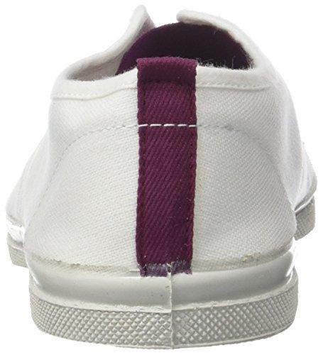 Bensimon Damen Tennis Elly Whity Sneaker Blau (Violet)