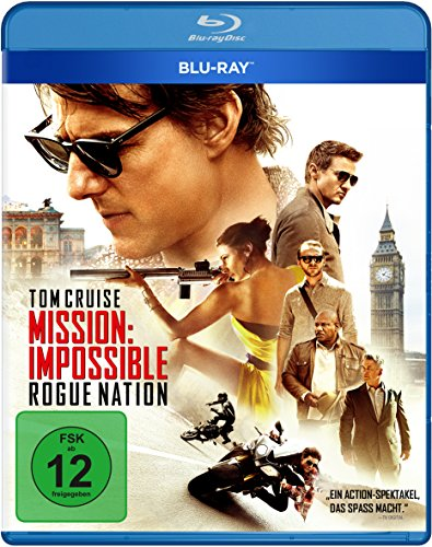 Preisvergleich Produktbild Mission Impossible: Rogue Nation [Blu-ray]