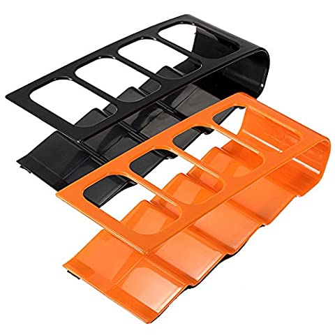 TV DVD VCR Remote Control Holder Stand Storage Caddy