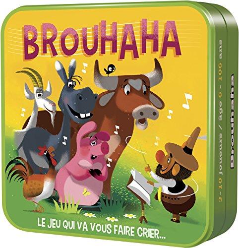 Gesellschaftsspiel von Asmodee?CGBROU01?Brouhaha (Französische Version) Preisvergleich