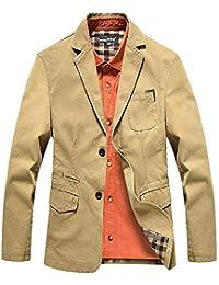 27c2bcf40e2f6 Tuta da Uomo Giacca da Uomo Fashion Blazer Coat Jacket Classiche Giacche  Spring Tuxedos West Casual
