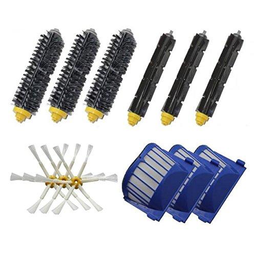 bescita-vac-filter-bristle-brush-flexible-beater-brush-6-armed-side-brush-pack-replenishment-mega-ki